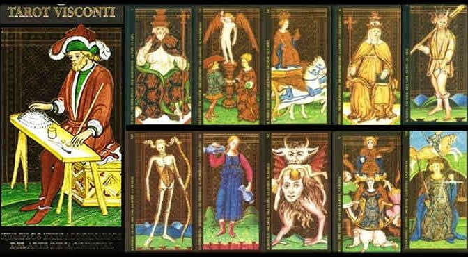 Tarot Visconti-Sforza