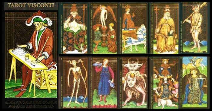 tarot visconti sforza